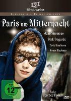 Paris um Mitternacht - mit Jean Simmons & Dirk Bogarde