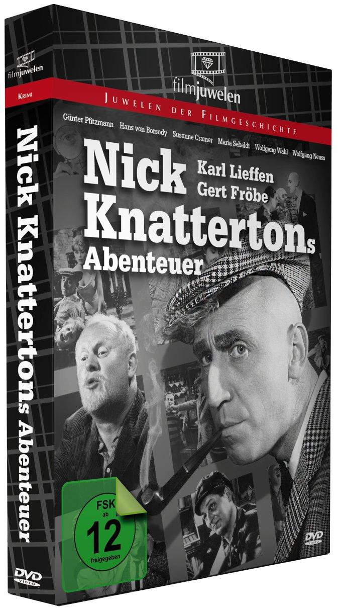 Nick Knattertons Abenteuer