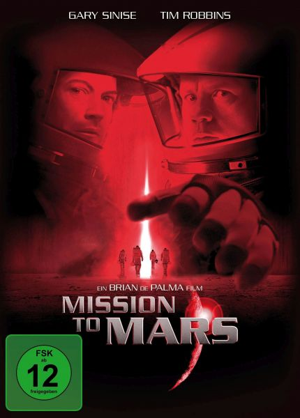 Mission to Mars - Special Edition Mediabook (Blu-ray + 2 DVDs)