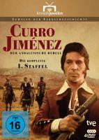 Curro Jiménez: Der andalusische Rebell - Die komplette 1. Staffel