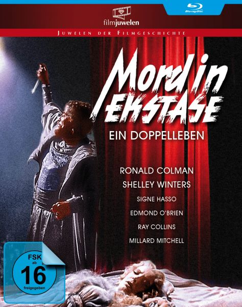 Mord in Ekstase / Ein Doppelleben (A Double Life)