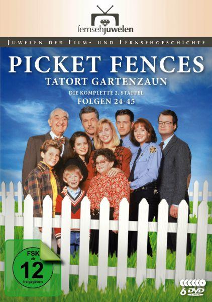 Picket Fences - Tatort Gartenzaun: Die komplette 2. Staffel
