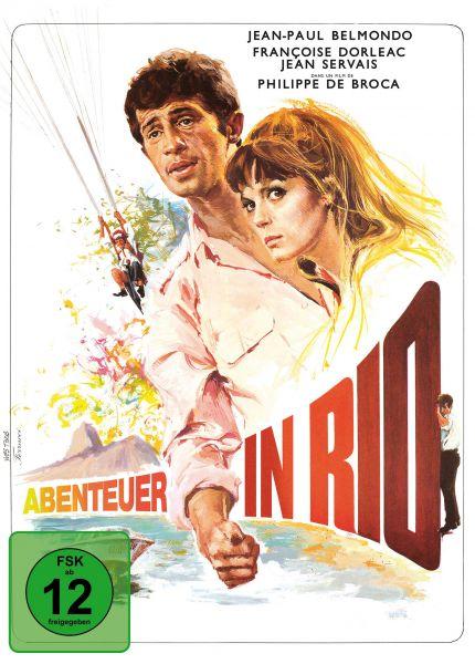 Abenteuer in Rio - Special Edition Mediabook (Blu-ray + DVD)