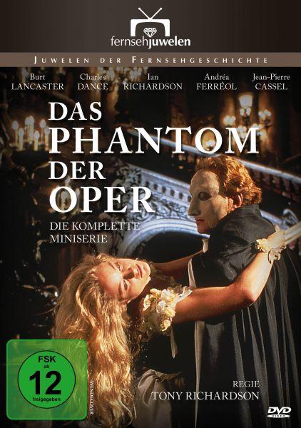 Das Phantom der Oper - Die komplette Miniserie in 2 Teilen