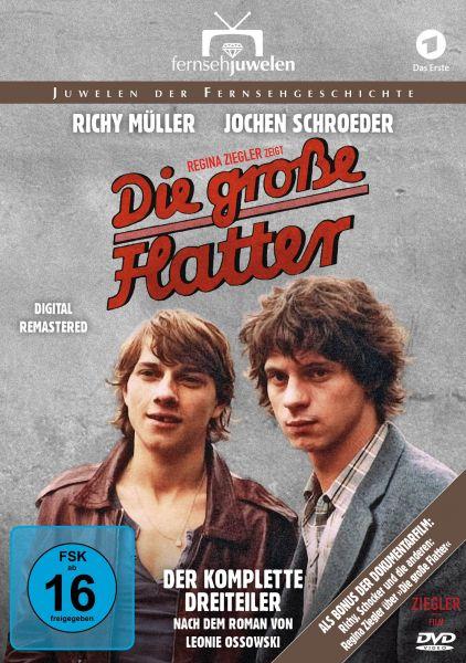 Die große Flatter - Der komplette Dreiteiler (Digital Remastered)